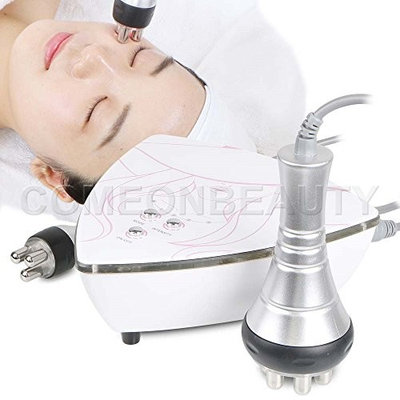 RF Radio Frequency Facial Machine,Portable Radio Frequency Face Lifting or Skin Rejuvenation Wrinkle Removal Skin Tightening Anti Aging Skin Care