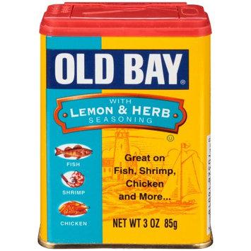 McCormick Old Bay Lemon & Herb Seasoning, 3 OZ (Pack of 2)