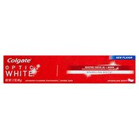 Colgate Optic White Whitening Toothpaste, Sparkling Mint - 1.7 oz