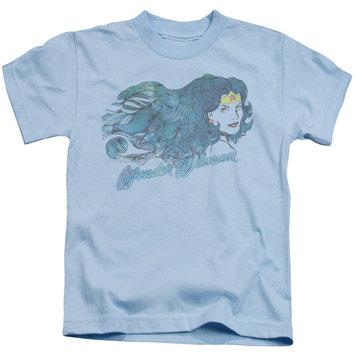 Jla/Watercolor Hair S/S Juvenile 18/1 Light Blue Jla305 [clothing_size_type: clothing_size_type-regular]