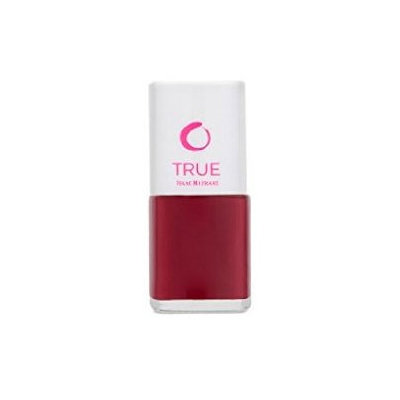 True Isaac Mizrahi - Nail Lacquer Flushed Cheek Red