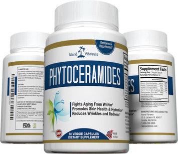 100% All-Natural Phytoceramides-Capsules Anti-Aging Skin-Rejuvenation