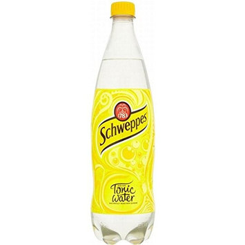 Schweppes Indian Tonic Water (1L) - Pack of 2