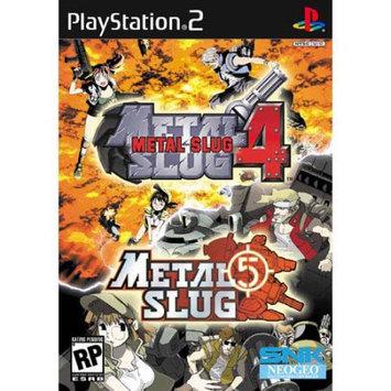 Snk Metal Slug 4 and 5