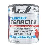 Nubreed Tenacity | Rapid Weight Loss Powder | Stars & Stripes | 60 Servings