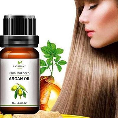 Hair Essence - Gallity 10ML Hair Care Essence Repair Hair Growth Scalp Treatment Coconut Essential Oil