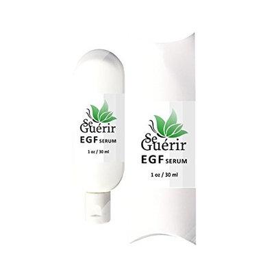 Se Guérir EGF Serum - Epidermal Growth Factor - Face & Body Skin Care Serum