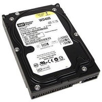 Western Digital 40GB SATA Hard Drive - WD400BD