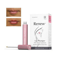 Lip Plumper, Enhancer, Volumizer by Rozgé Renew Lip Plumper Makes your Lips Bigger, Softer and Smoother- Show Off your Beauty - 7 ml