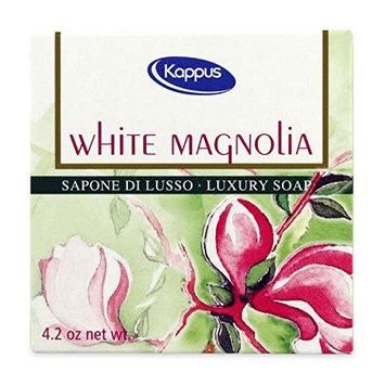 White Magnolia Soap - 4.2 oz - Bar Soap
