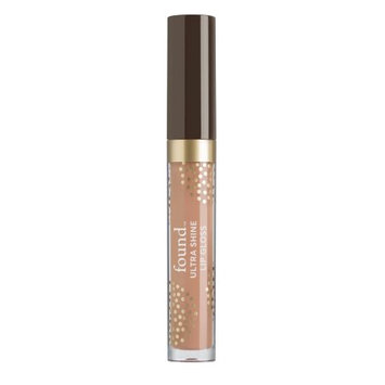 Hatchbeauty Products FOUND Lip Ultra Shine Lip Gloss with Avocado Extract, 300 Buff, 0.13 Fl Oz