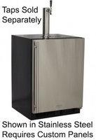 Marvel ML24BNP2RP 24 Custom Panel Undercounter Built-In Beer Dispenser - Right Hinge