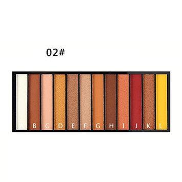 Alonea Shimmer Eyeshadow Palette, Luxury Eye Shadow Palettes Cosmetic MakeupEye Shadow Palette &Cosmetic Eyeshadow Palette 12 Colors