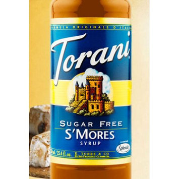 Torani Sugar Free S'Mores Syrup 360ml