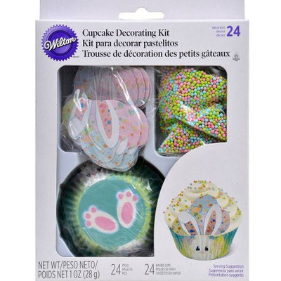 Wilton Cupcake Decorating Kit Makes 24-Sweet Splatter