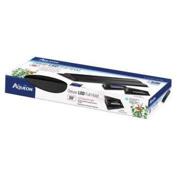 Aqueon Products-Glass-Aqueon Hood Led- Black 20 Inch 21105