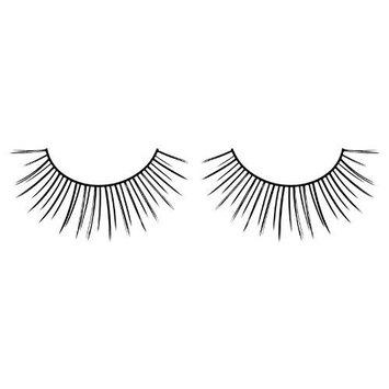 Baci Glamour Eyelashes, No. 595 Black Deluxe by Baci