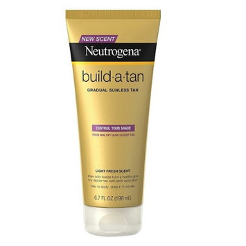 Neutrogena Sun Build A Tan Lotion 6.7 oz.