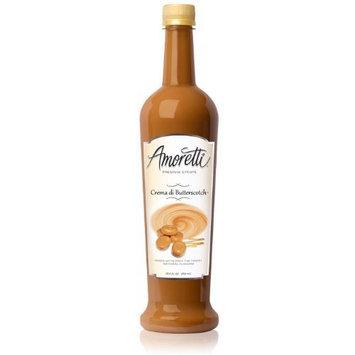 Amoretti Premium Syrup, Crema Di Butterscotch, 25.4 Ounce