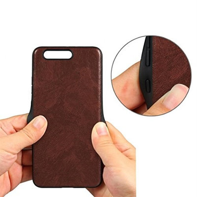 HUAWEI P10 Plus Case,Sunfei Luxury Silicone Leather Pattern Ultra Thin TPU Soft Protective Case Cover for HUAWEI P10 Plus 5.5inch