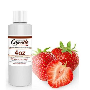 Capella Flavor Drops Sweet Strawberry 4 oz Concentrate