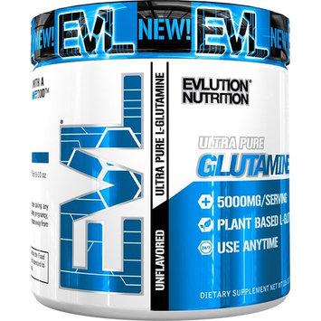 Evlution Nutrition Glutamine 5000 5 Grams of Pure Glutamine in Each Serving Unflavored Powder