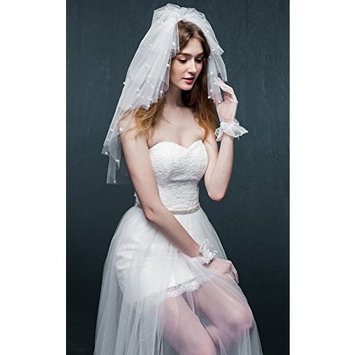 Exquisite Selebrity 6T 6Tier Bridal Wedding Veil
