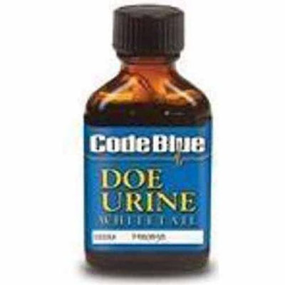 Code Blue Whitetail Doe Urine 1 oz.