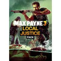 Rockstar Games Max Payne 3 Local Justice Pack (PC) (Digital Download)