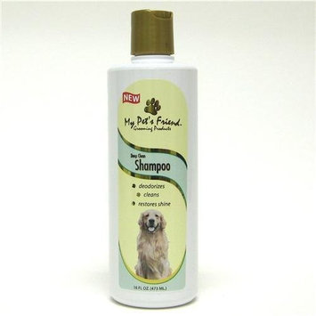 Deep Clean Deodorizing Dog Shampoo