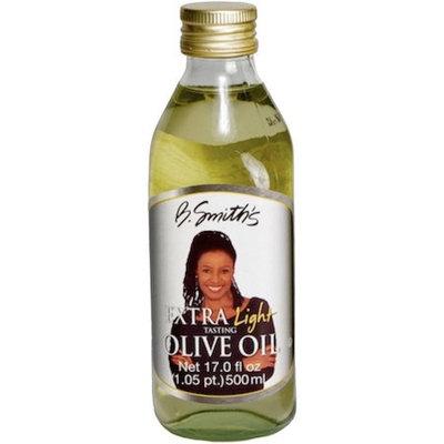 B. Smith's Extra Light Tasting Olive Oil, 17 oz