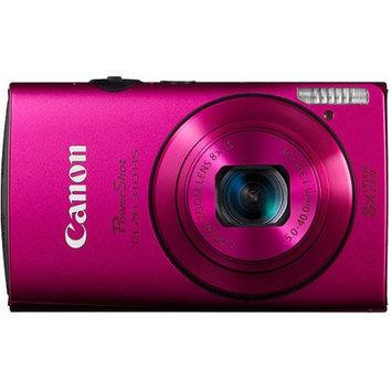 5698B001 - Canon Powershot Elph 310 Hs - Digital Camera - Compact - 12.1 Mpix - 8 X Optical Zoom - Pink