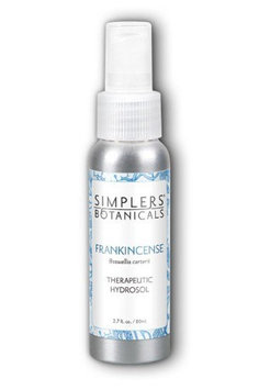 Frankincense Hydrosol Simplers Botanicals 80 ml Spray