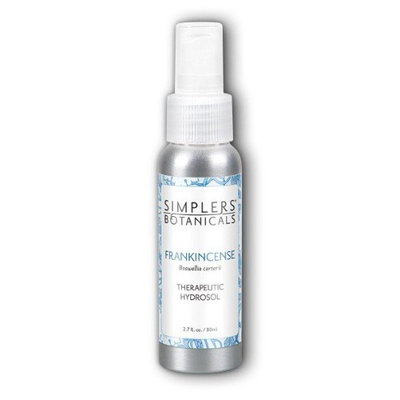 Frankincense Hydrosol Simplers Botanicals 80 ml Spray