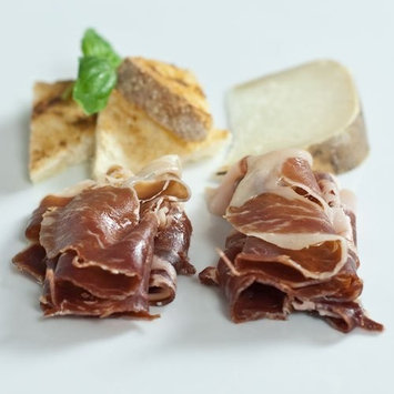 Jamon Iberico de Bellota Pata Negra - Deli Sliced - 1 x 0.25 lb