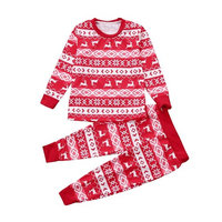 Clearance! Sale Todaies Man Deer T shirt Women Tops Blouse+Pants Pajamas Baby Christmas Set Boy Girls Family Clothes Outfits