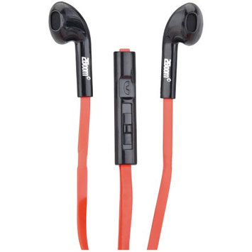 2boom Ep660mvr Ep660m Boom Budz In-ear Headphones (red)