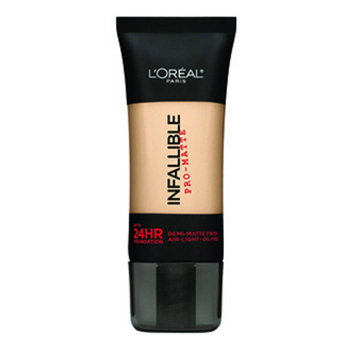 (6 Pack) L'OREAL Infallible Pro Matte Foundation Classic Ivory