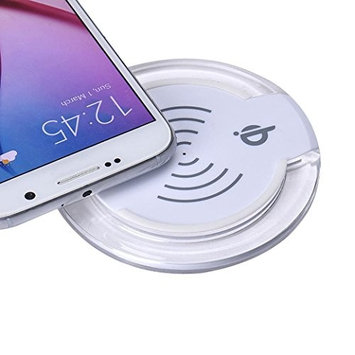 Wireless Charger,AutumnFall® Qi Wireless Charging Pad for Galaxy S7,Galaxy S7 edge, Galaxy S6,Note 5 ,S6 Edge+,S6 Edge, Nexus 4/5/6 and All Qi-Enabled Devices