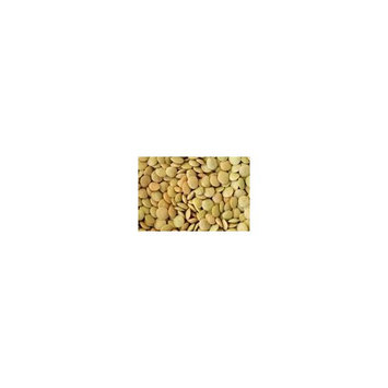 Organic Green Lentil Sprouting Seeds - 5 Lbs - Resealable Can - Handy Pantry Brand - Sprouts, Soups, Cooking, Food Storage & More