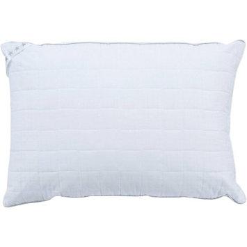 Beautyrest Quilted Cotton Super Side Sleeper Pillow with Gusset