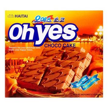 HAITAI OH! YES Choco Cake 12pieces