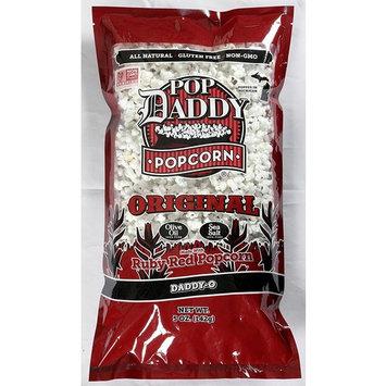 Pop Daddy Popcorn - Original - 3 Pack - Olive Oil and Sea Salt