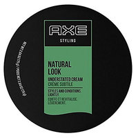 AXE Natural Look Hair Cream, Understated 2.64 oz (3 Pack)