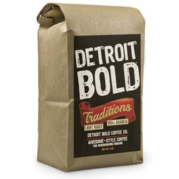 Detroit Bold Coffee Traditions 8 oz. bag
