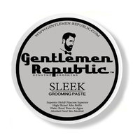Gentlemen Republic Sleek Grooming Paste Genuine Grooming for Men - 4 oz