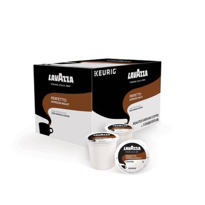 Keurig Lavazza, Perfetto K-Cup, 10 Ct