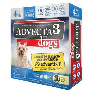 Advecta Flea Drops Pet Insect Treatment - 4ct