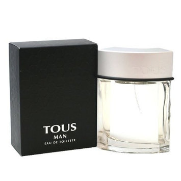 Tous Man By Tous For Men. Eau De Toilette Spray 3.4-Ounce Bottle by T.O.U.S.
