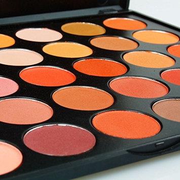 Tiare Beaute - Nature Glow 35OM - 35 Matte Color Eyeshadow Makeup Pallete